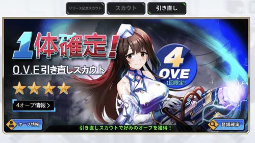 女神にキスを : O.V.E