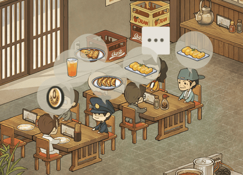 思い出の食堂物語2
