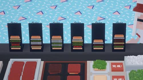 NOA's Burger Shop